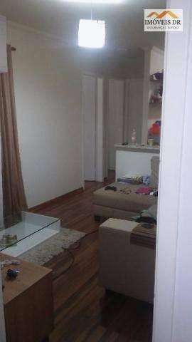 apartamento residencial à venda, jardim carlos lourenço, campinas. - ap0206