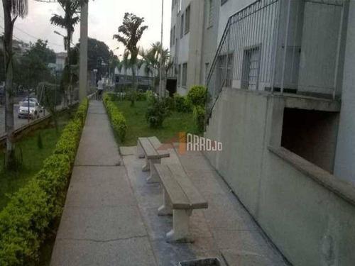 apartamento residencial à venda, jardim casa pintada, são paulo. - ap0910