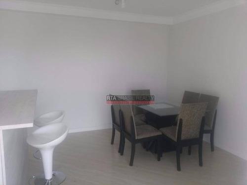 apartamento residencial à venda, jardim celeste, são paulo - ap0453. - ap0453