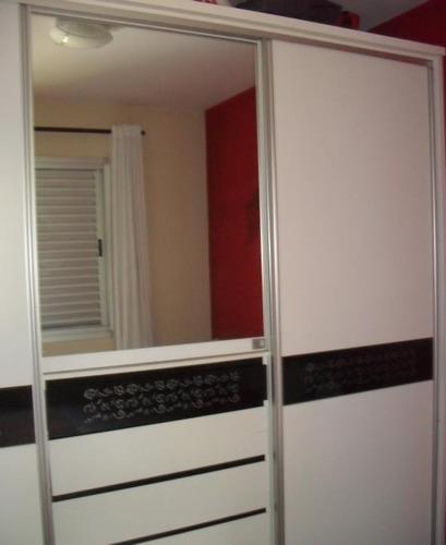 apartamento residencial à venda, jardim centenário, são paulo. - codigo: ap1150 - ap1150