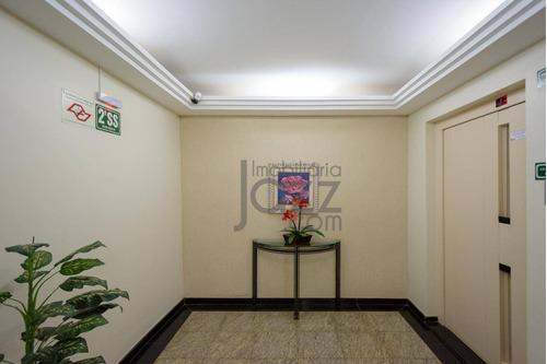 apartamento residencial à venda, jardim chapadão, campinas. - ap0710