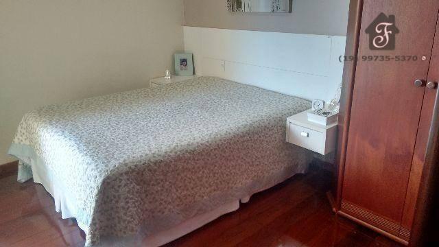 apartamento residencial à venda, jardim chapadão, campinas. - ap0817