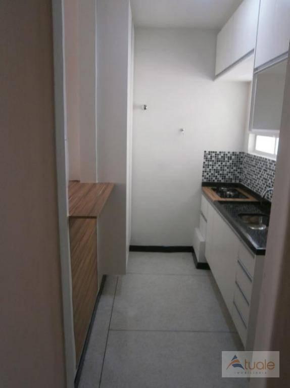 apartamento residencial à venda, jardim chapadão, campinas. - ap5204