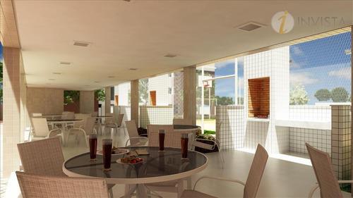 apartamento  residencial à venda, jardim cidade universitária, joão pessoa. - ap3607
