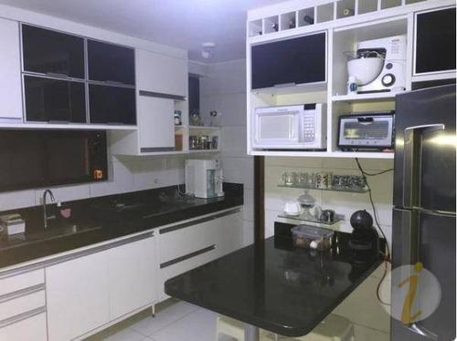 apartamento residencial à venda, jardim cidade universitária, joão pessoa. - ap6243