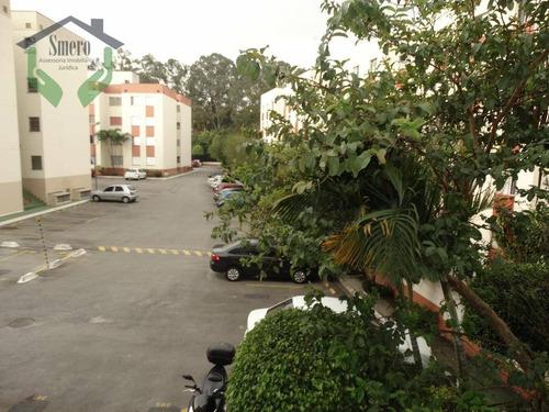apartamento residencial à venda, jardim d abril, são paulo. - ap0541