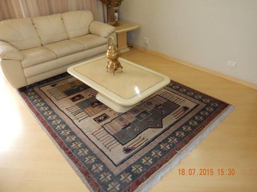 apartamento residencial à venda, jardim da saúde, são paulo - ap0627. - ap0627