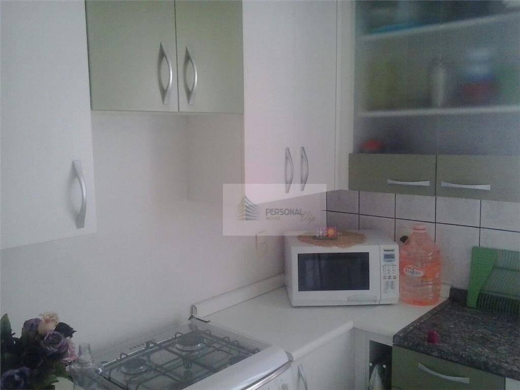 apartamento  residencial à venda, jardim das acácias, são bernardo do campo. - ap0756