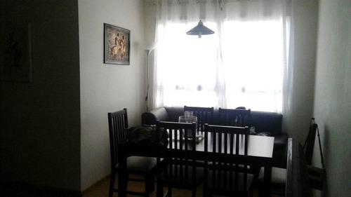 apartamento residencial à venda, jardim das colinas, são josé dos campos. - ap0049