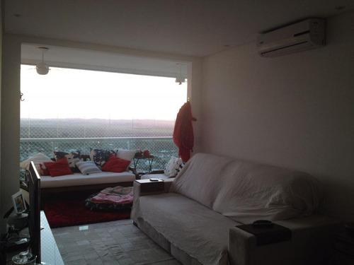 apartamento residencial à venda, jardim das colinas, são josé dos campos. - ap0050