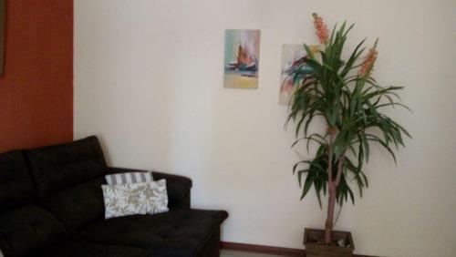apartamento residencial à venda, jardim das colinas, são josé dos campos. - ap2938