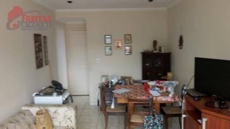 apartamento residencial à venda, jardim das indústrias, são josé dos campos. - ap0023