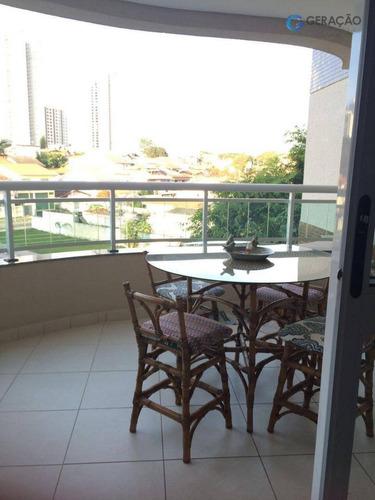 apartamento residencial à venda, jardim das indústrias, são josé dos campos - ap10550. - ap10550