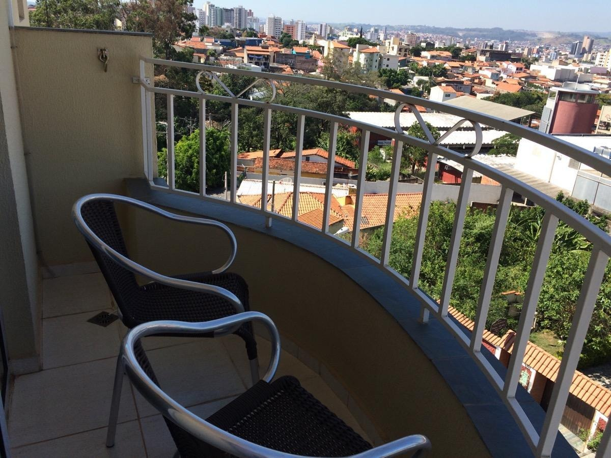 apartamento residencial à venda, jardim das magnólias, sorocaba - ap6013. - ap6013