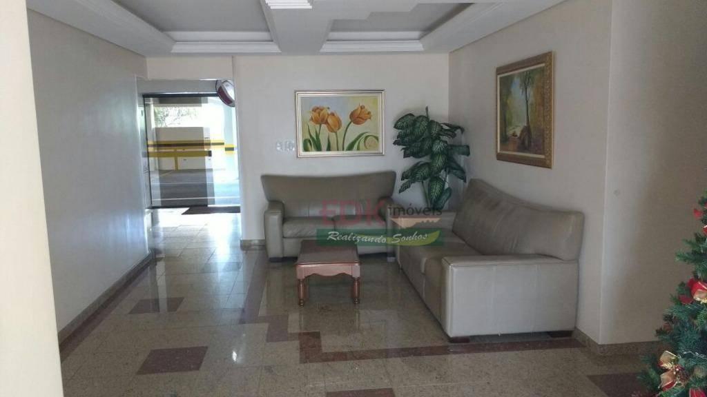 apartamento residencial à venda, jardim das nações, taubaté. - ap1979