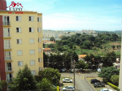 apartamento residencial à venda, jardim das oliveiras, campinas. - ap0086