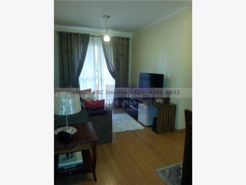 apartamento residencial à venda, jardim do estádio, santo andré - ap1314. - ap1314