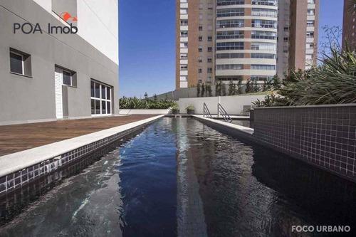 apartamento residencial à venda, jardim do salso, porto alegre. - ap0291