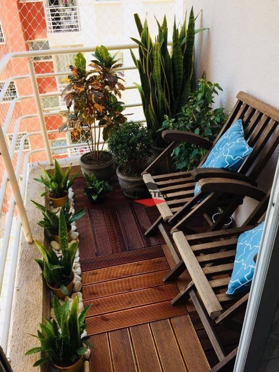 apartamento residencial à venda, jardim dona regina, santa bárbara d'oeste. - ap0054