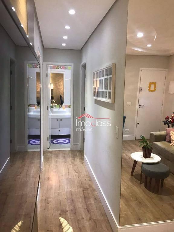 apartamento residencial à venda, jardim dona regina, santa bárbara d'oeste - ap0496. - ap0496