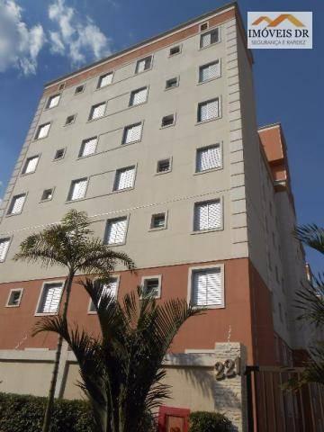 apartamento residencial à venda, jardim dos calegaris, paulínia. - ap0215