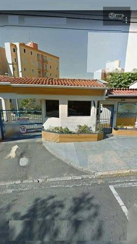 apartamento residencial à venda, jardim dos oliveiras, campinas. - ap0835