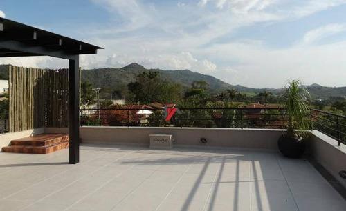 apartamento residencial à venda, jardim dos pinheiros, atibaia. - ap0254