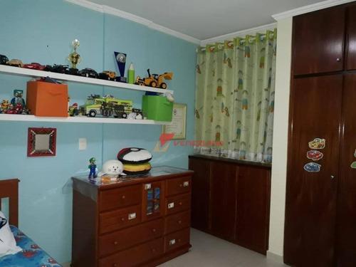 apartamento residencial à venda, jardim elite, piracicaba. - ap0536