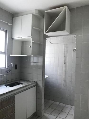 apartamento residencial à venda, jardim elite, piracicaba. - ap1562