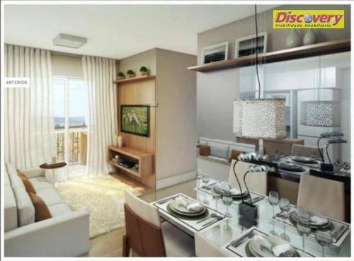 apartamento residencial à venda, jardim ema, guarulhos. - ap0420