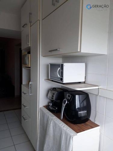 apartamento residencial à venda, jardim esplanada, são josé dos campos. - ap10811