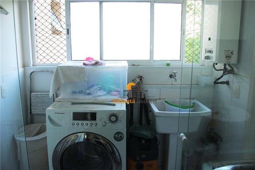 apartamento residencial à venda, jardim ester, são paulo - ap3593. - ap3593