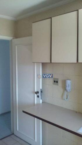 apartamento residencial à venda, jardim ester yolanda, são paulo. - ap2601