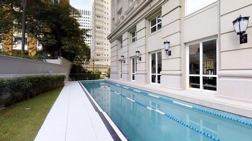 apartamento residencial à venda, jardim europa, são paulo - ap1648. - ap1648