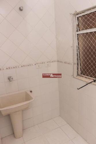 apartamento residencial à venda, jardim europa, sorocaba. - ap0268