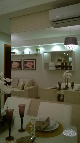 apartamento residencial à venda, jardim europa, sorocaba. - ap5917