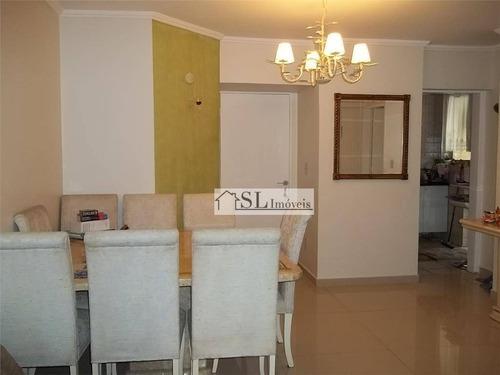 apartamento residencial à venda, jardim flamboyant, campinas - ap0083. - ap0083