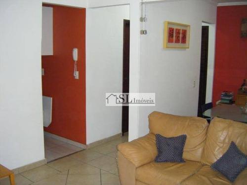 apartamento residencial à venda, jardim flamboyant, campinas - ap0084. - ap0084