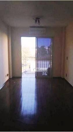 apartamento residencial à venda, jardim flamboyant, campinas. - ap0483