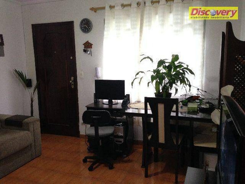 apartamento  residencial à venda, jardim flor da montanha, guarulhos. - ap0324