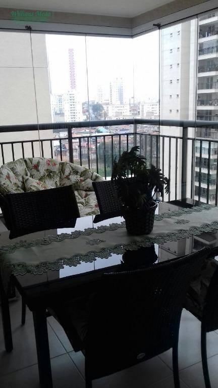apartamento residencial à venda, jardim flor da montanha, guarulhos. - ap1630