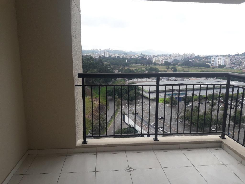 apartamento residencial à venda, jardim flor da montanha, guarulhos. - ap2165