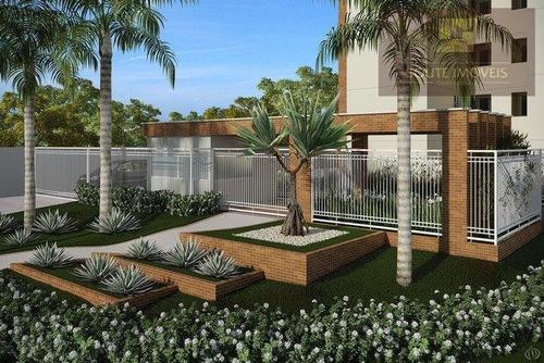 apartamento residencial à venda, jardim flor da montanha, guarulhos. - codigo: ap2517 - ap2517