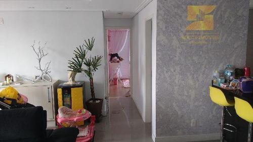 apartamento residencial à venda, jardim flor da montanha, guarulhos. - codigo: ap2979 - ap2979