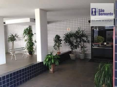 apartamento residencial à venda, jardim glória, americana. - ap0321