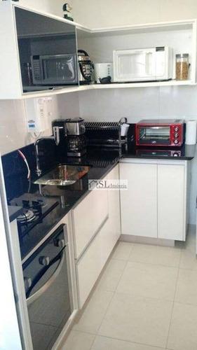 apartamento residencial à venda, jardim guanabara, campinas - ap0358. - ap0358