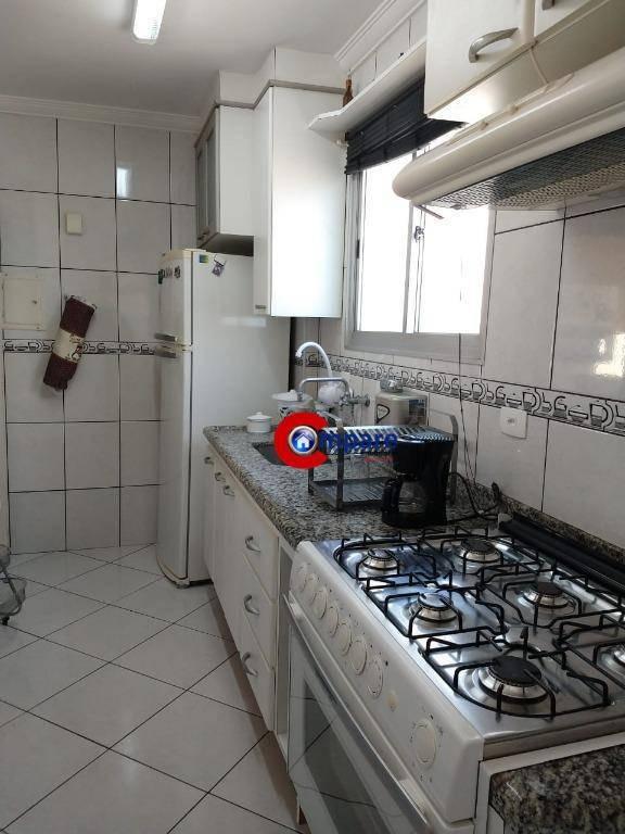 apartamento residencial à venda, jardim guarulhos, guarulhos. - ap6694