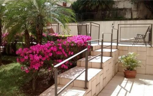 apartamento residencial à venda, jardim guedala, são paulo - ap2119.