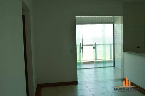 apartamento residencial à venda, jardim iberá, itanhaém. - ap0002
