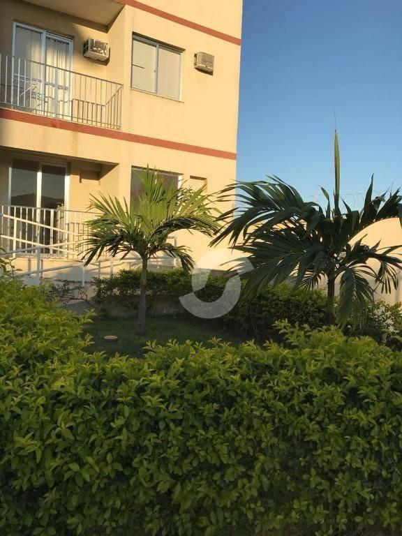 apartamento residencial à venda, jardim imperial, itaboraí - ap6646. - ap6646
